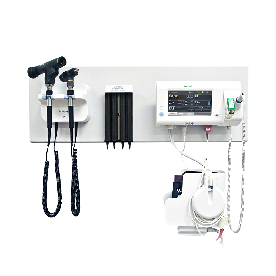 Connex Spot Monitor Wall System